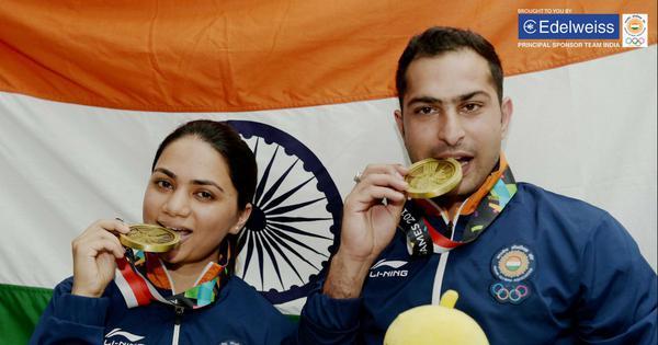 एशियन गेम्स: भारत ने कांस्य पदक से अपना खाता खोला