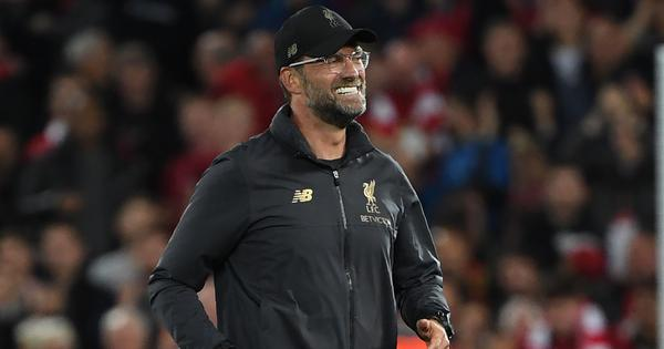 Really important we started like we did: Klopp hails 'thunderballs' Liverpool after PSG win