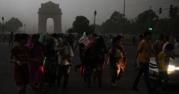 Ports in Gujarat on alert after Met department issues cyclone warning, dust storm hits Delhi