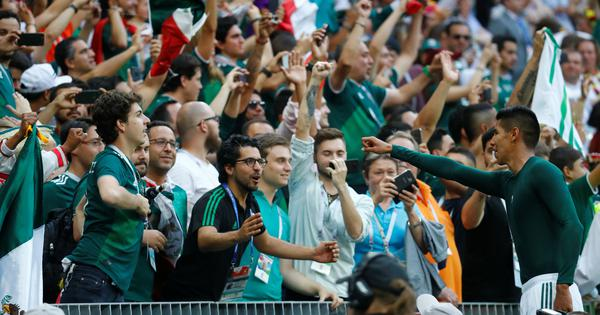 World Cup, Group F, South Korea vs Mexico as it happened: Chicarito and Vela score in Mexico victory