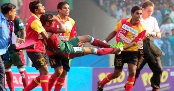 Five memorable Kolkata derbies to warm you up for Sunday's match