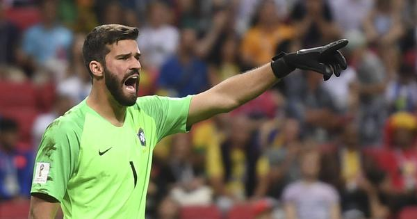 Liverpool sign Roma goalkeeper Alisson Becker in record €72.5 million deal