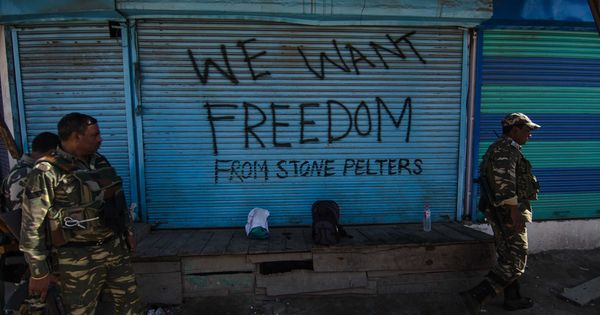Releases-for-votes: Why political parties in Kashmir warm up to stone-pelters at election time