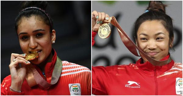 Commonwealth Games stars Manika Batra and Mirabai Chanu sign up with sports management firm IOS