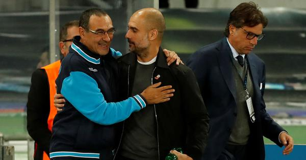 Will be exciting to play against Guardiola, Pochettino, Mourinho and Klopp, says Chelsea's Sarri
