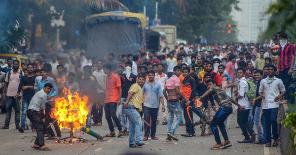 Agitation for Maratha reservations will entrench caste identities in a once-progressive state
