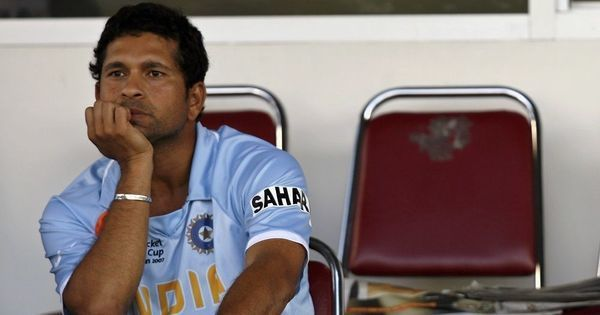 Considered retiring after 2007 World Cup, but Viv Richards talked me out of it: Sachin Tendulkar