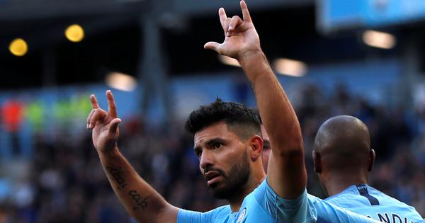 Man City stars Aguero and De Bruyne close to returning from injury, says Pep Guardiola