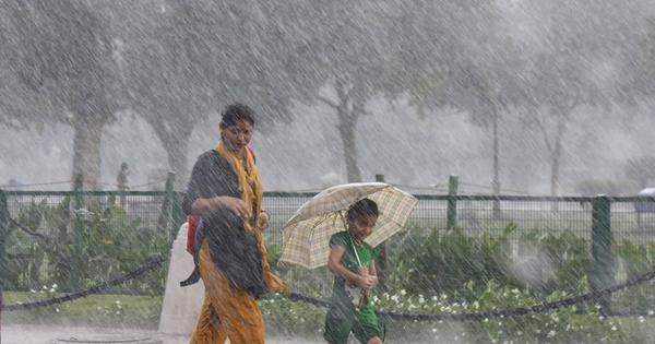 Heavy rain lashes Puducherry, several schools and colleges remain shut