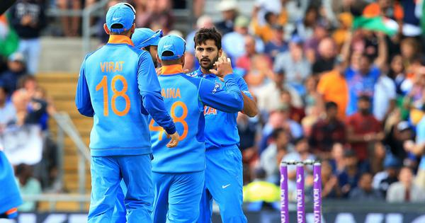 'I was obviously nervous for the 3rd ODI because it was the series decider,' says Shardul Thakur