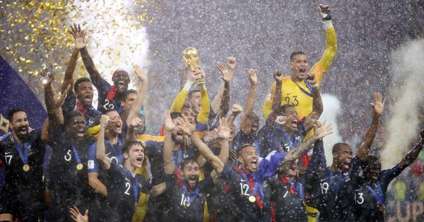 'Victor Hugo Lloris': Paris temporarily renames metro stations in honour of the World Cup winners