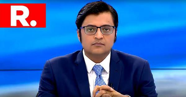 Watch: The flow of spoof videos inspired by news anchor Arnab Goswami's viral monologue continues