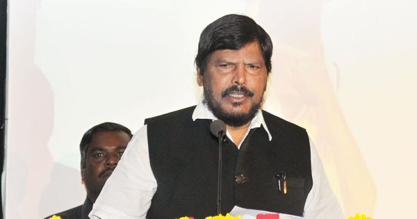 Union minister Ramdas Athawale apologises after saying rising fuel prices did not affect him