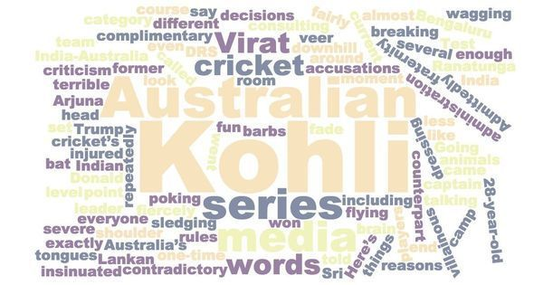 Trump, Ranatunga, Waugh, snake: Who is Virat Kohli, as told by Australia's cricket fraternity