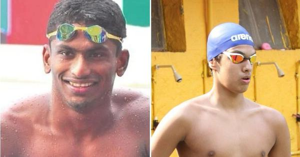 Swimming Nationals: Sajan Prakash, Srihari Nataraj break own national marks to continue domination