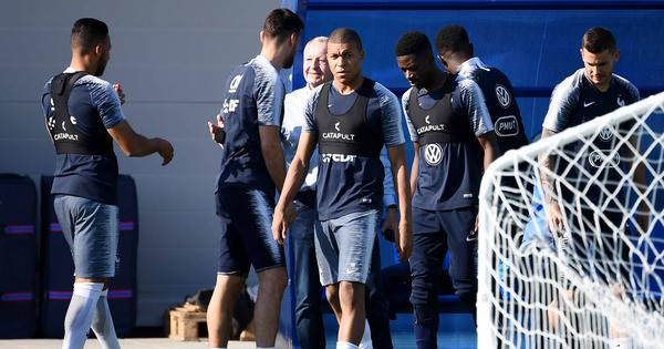 World Cup: After scraping through in the opener, France look to up the ante against Peru