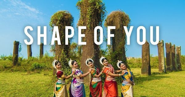 Watch: Why are so many Indian dancers covering Ed Sheeran's hit 'Shape Of You' in their own styles?