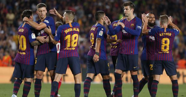Barcelona to tour Asia in 2019 summer, reunion with Andres Iniesta on the cards