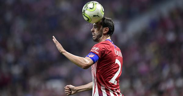 Diego Godin stays at Atletico Madrid, yet to extend contract beyond 2019