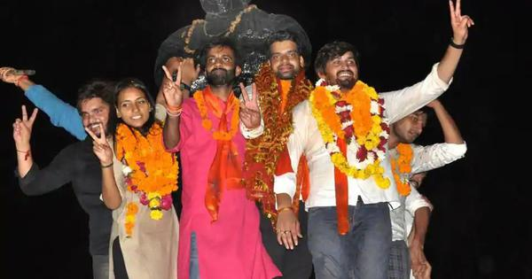 ABVP dismisses charges that new DUSU president Ankiv Basoya submitted fake marksheet