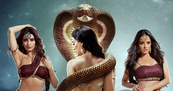 'Our own wonder woman': Snake show 'Naagin' gears up for a third season