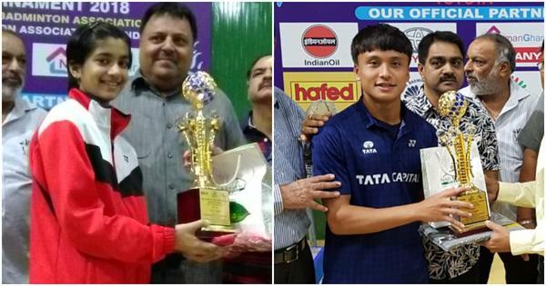 Badminton: Malvika Bansod, Maisnam Meiraba win first selection tournament for world junior c'ships