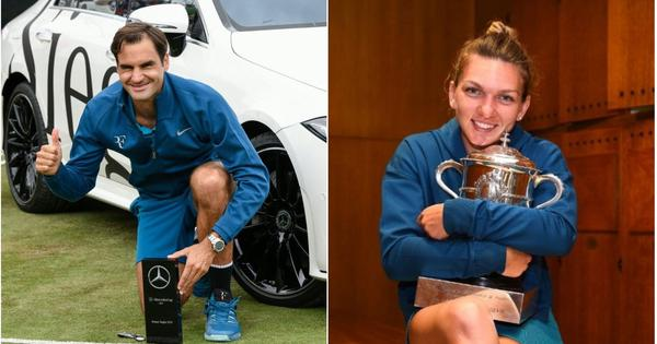 Tennis rankings: Federer leapfrogs Nadal after Stuttgart win, Halep stays on top