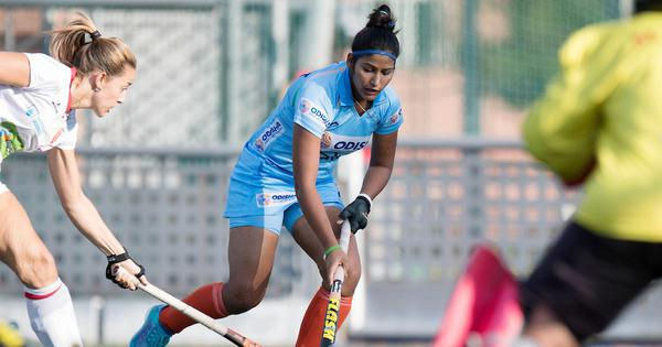 Hockey: India women thrashed 4-1 by Spain in fourth encounter