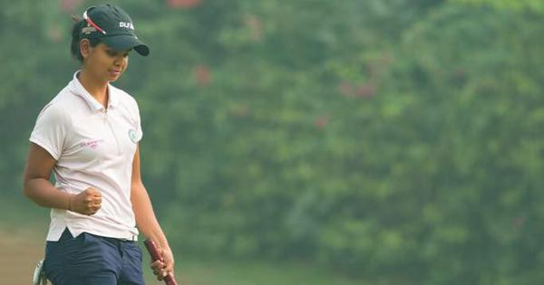 For golfer Vani Kapoor, keeping her European Tour card is the first priority this season