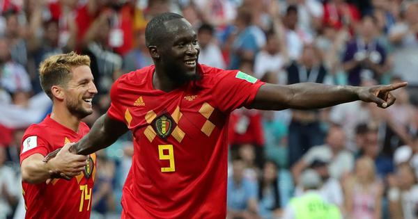 World Cup 2018: Romelu Lukaku steers Belgium to 3-0 win over Panama with second-half brace