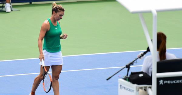 Back trouble likely to keep Simona Halep out of action for indefinite period