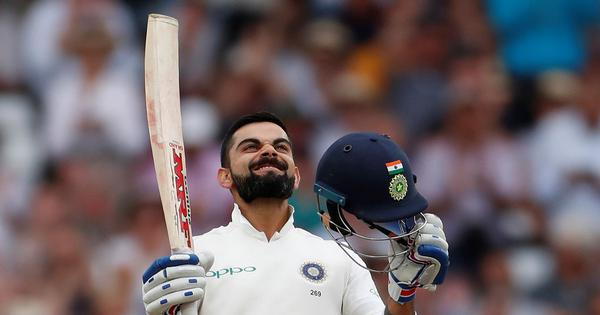 Ton-up Kohli beats England to a pulp as India inch closer to victory at Trent Bridge