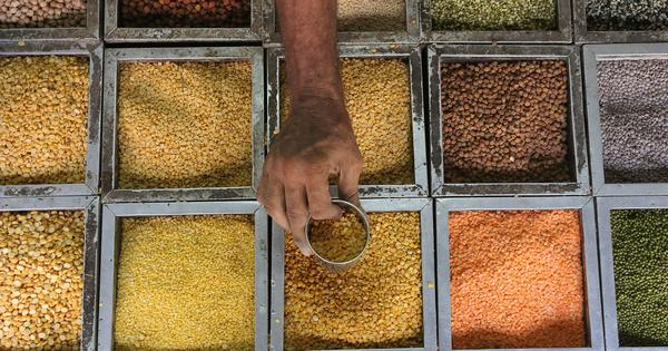 When did dal become India's favoured food, and what was Rama's preferred preparation?