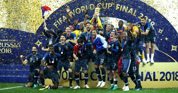 Football: Fifa World Cup boosted Russia's economy by $14 billion, say organisers