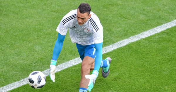 Fifa World Cup: Egypt keeper El Hadary unsure of setting oldest player record against Saudi Arabia