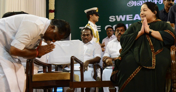 Has O Panneerselvam finally arrived as AIADMK's second-in-command?