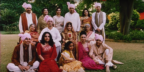 Monsoon Wedding (2001). Courtesy Mirabai Films.
