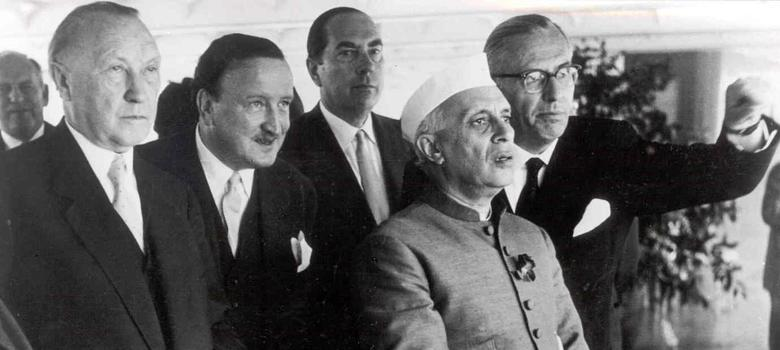 Long after his death, Sangh struggles to understand why religious India loved atheistic Nehru