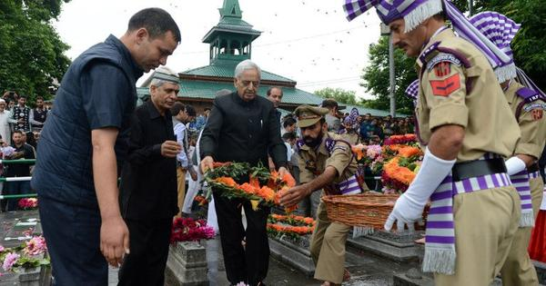 BJP's boycott of Martyrs' Day in J&K highlights chief minister's vulnerability