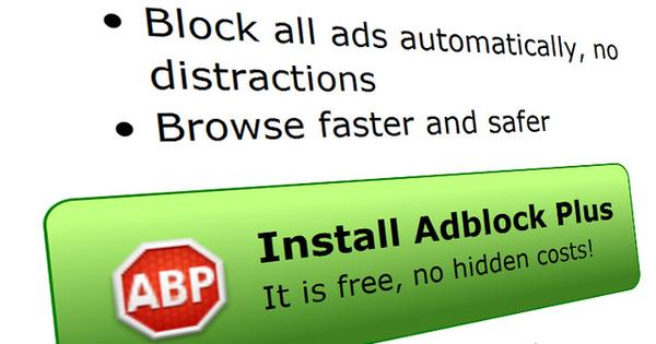 AdBlock Plus won't bring down the web, but the bell is tolling for current business models
