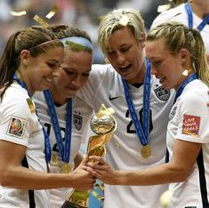 Fifa announce 100% increase in prize money for women's World Cup