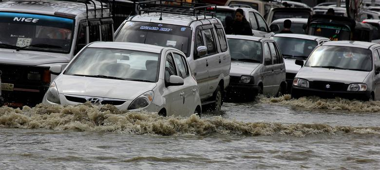 Fresh rain in J&K raises fears of further flooding