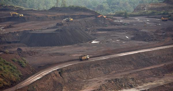 In Goa, a small tribal village is a big hurdle in the mining industry's road to revival