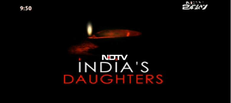 NDTV goes silent to protest censorship of India's Daughter