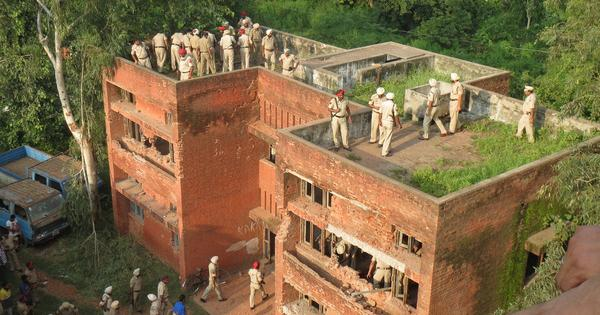 A blow-by-blow account of how three gunmen held siege in Gurdaspur for 12 hours