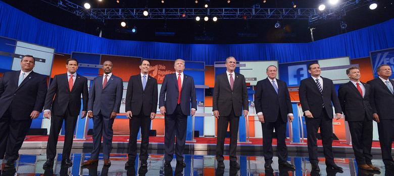US election descends into a circus with first Republican debate