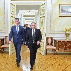 Syria: is Putin preparing to dump Assad?