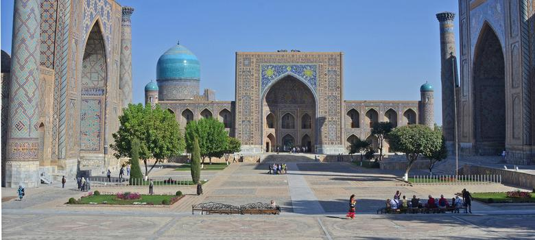 How Central Asia's links with India fostered a culture that celebrated difference