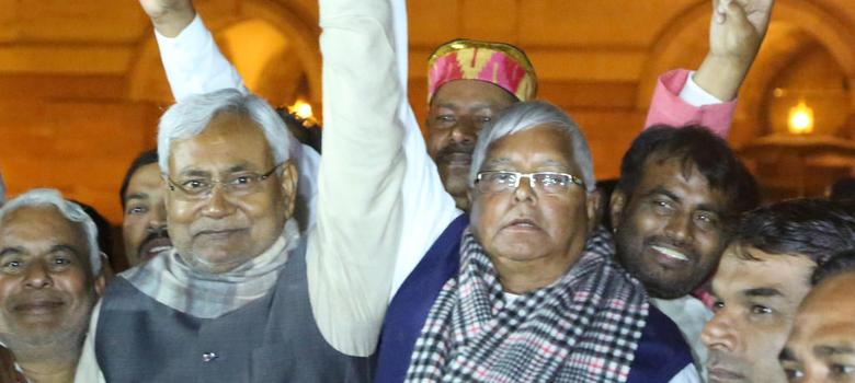 Frenemies Nitish Kumar and Lalu Yadav finally reach breakthrough in seat-sharing talks