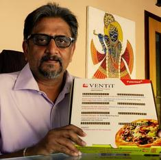 Made in India: The world's best pizza box